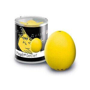 Eieruhr Piepei Detlef gelb Weiche Eier Brainstream