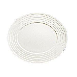 Platte 39 cm Fine Dining Relief oval Dibbern