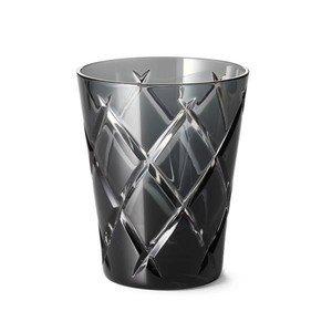 Glas 330 ml grau Cross Casino Dibbern