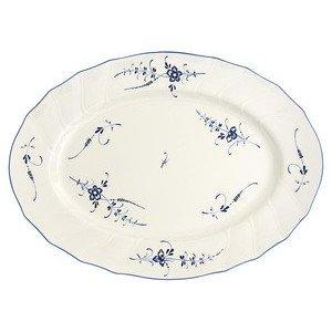 """Platte 43 cm Blütenzweige oval """"Alt Luxemburg"""" Villeroy & Boch"""