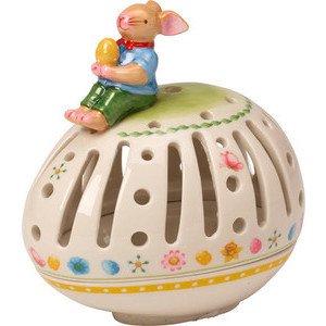 Teelichthalter Ei liegend 12x9 Bunny Family Villeroy & Boch