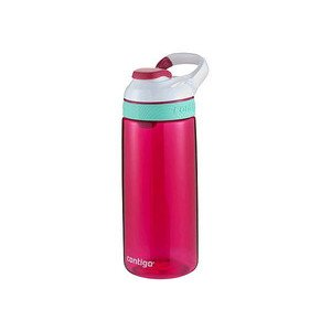 Wasserflasche 590ml Courtney sangria/white Contigo