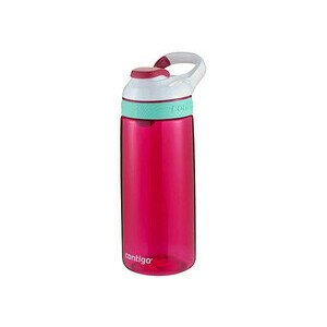 Wasserflasche 590ml Courtney sangria, white Contigo