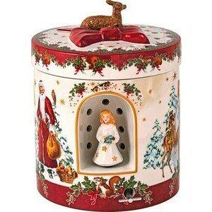 Geschenkpaket rund Christkind Christmas Toys Villeroy & Boch