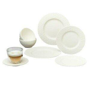 Starter-Set 10-tlg. Manufacture Rock blanc Villeroy & Boch