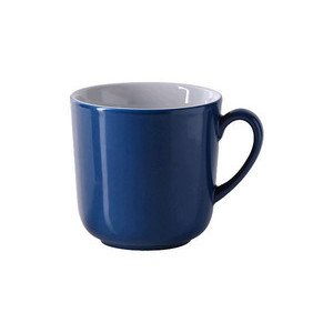 "Becher 320 ml ""Solid Color Pazifikblau"" rund Dibbern"