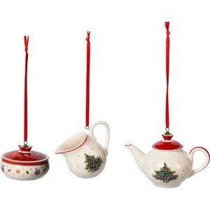 Ornamente Kaffeeset 3tlg. Toys Delight Decoration Villeroy & Boch