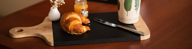 Frühstücksbretter