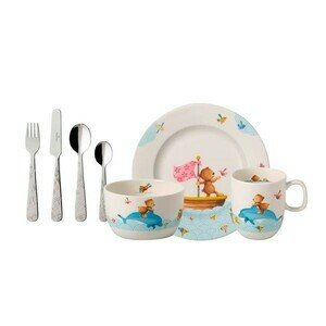 Set 7tlg. Happy as a Bear Villeroy & Boch