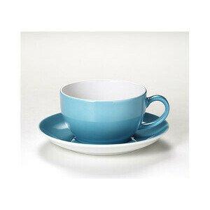 Kaffeeobertasse 0,25l Solid Color malibu Dibbern