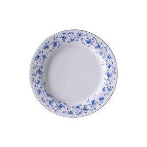 Frühstücksteller 22 cm rund Form 1382 Blaublüten Arzberg