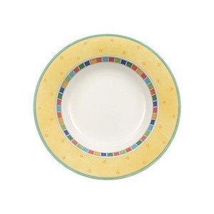 """Suppenteller 24 cm """"Twist Alea Limone"""" Villeroy & Boch"""