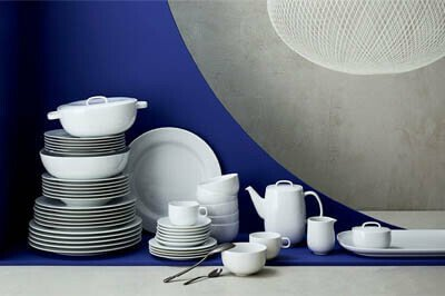 Rosenthal Moon Weiß