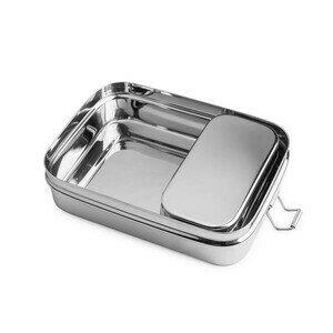 Lunchbox 2in1 Edelstahl Brotzeit