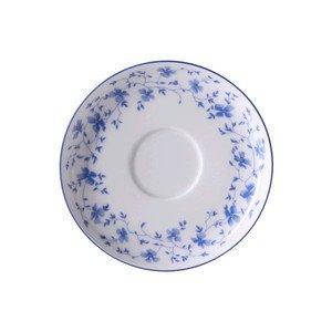 Kaffee-oder Teeuntertasse 14 cm Form 1382 Blaublüten Arzberg