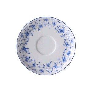 Kaffeeuntertasse 13,5 cm Form 1382 Blaublüten Arzberg