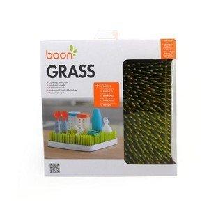 Trockengestell GRASS weiss/grün 25x24x7cm Boon
