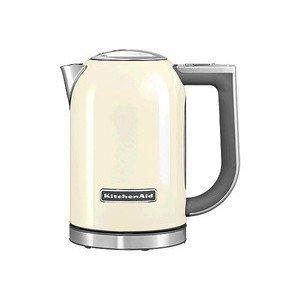 Wasserkocher creme 1,7l Kitchen aid