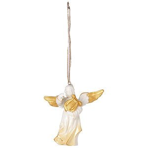 Ornament Engel mit Harfe 10,5 cm Christmas Angels Villeroy & Boch