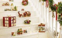 Weihnachtsdekorationen sorgen für Harmonie und Gemütlichkeit