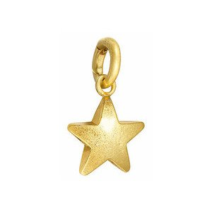 Anhänger Stern gold Sence Copenhagen