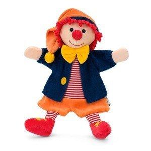 Handpuppe Clown Sterntaler