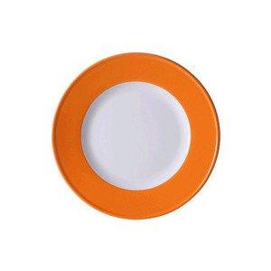 "Frühstücksteller 21 cm ""Solid Color Orange"" Dibbern"