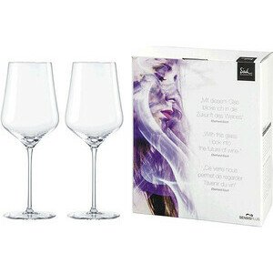 Bordeauxglas 2er-Set Sky Sensis plus Eisch