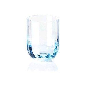 Glas 0,25 ltr. aqua Rotondo Optic Dibbern