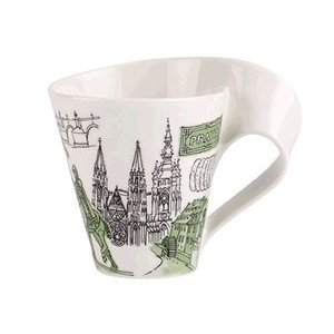 Becher m. Henkel 0,3 l Prag Cities of the World Mug Villeroy & Boch