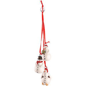 Trio-Ornament 21cm Schneemann My Christmas Tree Villeroy & Boch