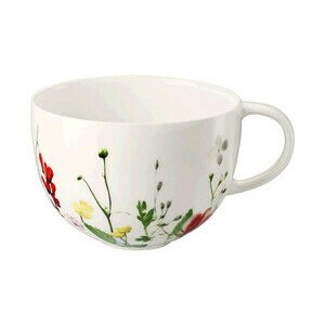 Kombiobertasse für Kaffee und Tee Brillance Fleurs Sauvages Rosenthal