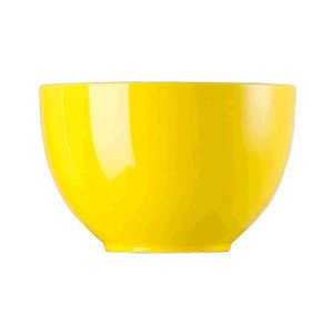 "Müslischale 450 ml x 12 cm ""Sunny Day Neon Yellow"" Neon Yellow Thomas"