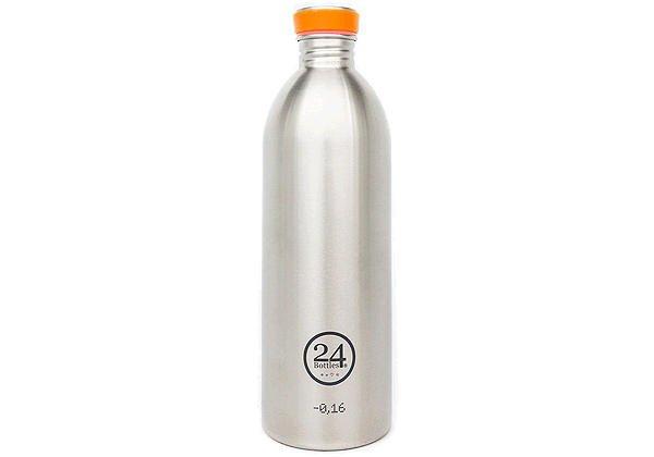 Trinkflasche 1,0l 24Bottles Edelstahl - Bottles & Boxes - Themen ...