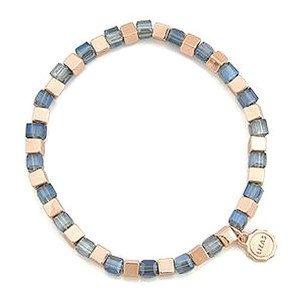 Armband blau Lizas