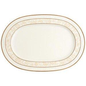 """Platte 41 cm oval """"Ivoire"""" Villeroy & Boch"""