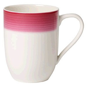 Becher mit Henkel 0,37l Colourful Life Berry Fantasy Villeroy & Boch