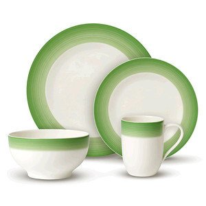 Set For Me & You Colourful Life Green Apple Villeroy & Boch
