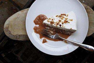 Mit Vorspeise- und Dessertgabeln Vor- und Nachspeisen komfortabel verzehren