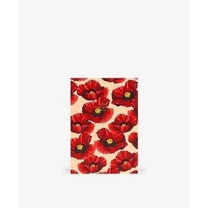 Notizbuch A5 Poppy Wouf