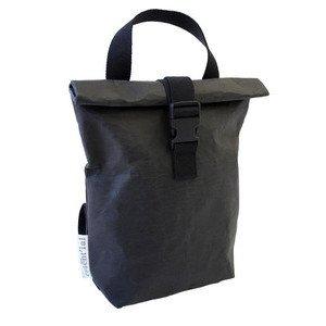 Rucksack schwarz Small Messenger essential
