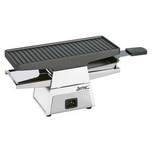 Raclette 2+ Erweiterungsmodul weiss 400 Watt Spring