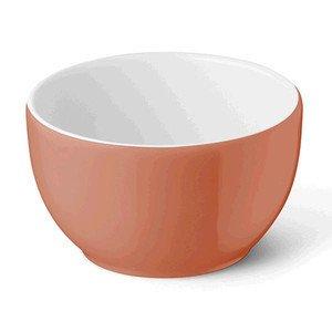 Zuckerschale 0,19ltr. Solid Color papaya Dibbern