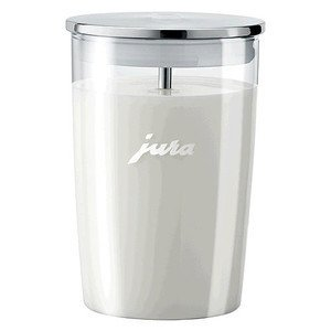 Glas-Milchbehälter 0,5l Jura