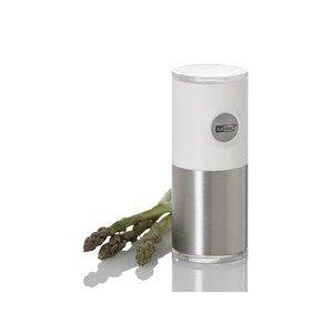 Salz- oder Pfeffermühle magnetisch weiss, Edelstsahl Pepnetic Adhoc