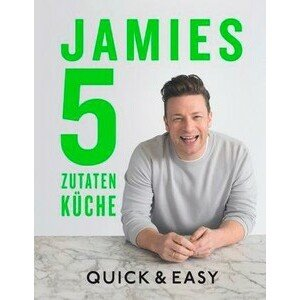 Buch: Jamies 5-Zutaten Küche Jamie Oliver DK Verlag
