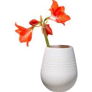 Vase Carré No.2 Collier blanc Villeroy & Boch