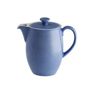 "Kaffeekanne 1,25 l ""Solid Color Lavendelblau"" Dibbern"