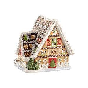 Lebkuchenhaus mit Spieluhr 16x Christmas Toys Villeroy & Boch