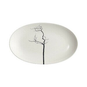 Platte 24 cm Black Forest oval Dibbern